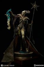 Коллекционная фигурка Великий остеомансер Sideshow Collectibles суд мертвецов фотография-05.jpg