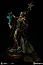 Коллекционная фигурка Великий остеомансер Sideshow Collectibles суд мертвецов фотография-06.jpg