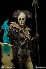Коллекционная фигурка Великий остеомансер Sideshow Collectibles суд мертвецов фотография-09.jpg