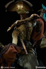 Коллекционная фигурка Великий остеомансер Sideshow Collectibles суд мертвецов фотография-10.jpg