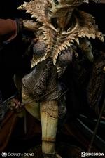 Коллекционная фигурка Великий остеомансер Sideshow Collectibles суд мертвецов фотография-11.jpg
