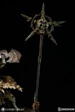 Коллекционная фигурка Великий остеомансер Sideshow Collectibles суд мертвецов фотография-12.jpg