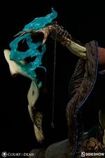 Коллекционная фигурка Великий остеомансер Sideshow Collectibles суд мертвецов фотография-13.jpg
