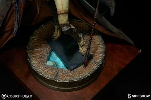 Коллекционная фигурка Великий остеомансер Sideshow Collectibles суд мертвецов фотография-15.jpg