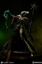 Коллекционная фигурка Великий остеомансер Sideshow Collectibles суд мертвецов фотография-16.jpg