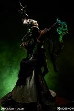 Коллекционная фигурка Великий остеомансер Sideshow Collectibles суд мертвецов фотография-17.jpg