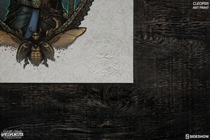 Художественная печать Клеопсис Sideshow Collectibles суд мертвецов фотография-03.jpg