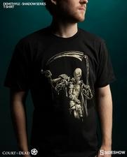 Одежда Футболка с рисунком Тени Демитила Sideshow Collectibles суд мертвецов фотография-01.jpg