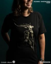 Одежда Тонкая футболка серии Oglavaeil Shadow Sideshow Collectibles суд мертвецов фотография-01.jpg