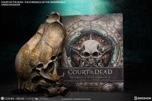 Книга Суд мертвых Хроника преступного мира Sideshow Collectibles суд мертвецов фотография-01.jpg