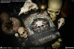 Книга Суд мертвых Хроника преступного мира Sideshow Collectibles суд мертвецов фотография-02.jpg