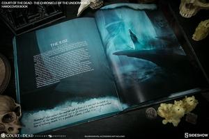 Книга Суд мертвых Хроника преступного мира Sideshow Collectibles суд мертвецов фотография-07.jpg
