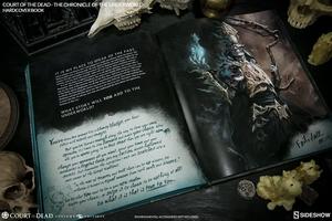 Книга Суд мертвых Хроника преступного мира Sideshow Collectibles суд мертвецов фотография-08.jpg