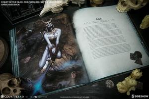 Книга Суд мертвых Хроника преступного мира Sideshow Collectibles суд мертвецов фотография-09.jpg
