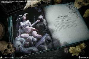 Книга Суд мертвых Хроника преступного мира Sideshow Collectibles суд мертвецов фотография-11.jpg