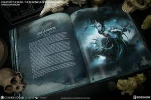 Книга Суд мертвых Хроника преступного мира Sideshow Collectibles суд мертвецов фотография-12.jpg
