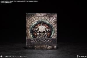 Книга Суд мертвых Хроника преступного мира Sideshow Collectibles суд мертвецов фотография-17.jpg