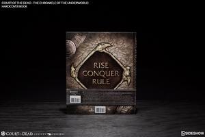 Книга Суд мертвых Хроника преступного мира Sideshow Collectibles суд мертвецов фотография-18.jpg