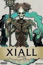 Художественная печать Xiall Sideshow Collectibles суд мертвецов фотография-01.jpg