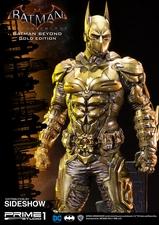 Статуэтка Бэтмен Бэйонд - Золотое издание Prime 1 Studio ДС комикс фотография-02.jpg