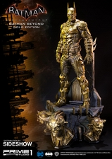 Статуэтка Бэтмен Бэйонд - Золотое издание Prime 1 Studio ДС комикс фотография-03.jpg