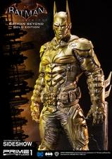 Статуэтка Бэтмен Бэйонд - Золотое издание Prime 1 Studio ДС комикс фотография-06.jpg