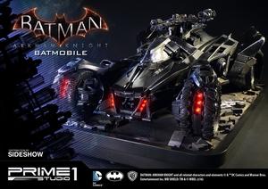 Диорама из искусственного камня Batmobile Prime 1 Studio ДС комикс фотография-01.jpg