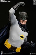 Коллекционная фигурка Бэтмен Sideshow Collectibles ДС комикс фотография-08.jpg