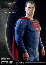 Фигурка из искусственного камня Супермен Prime 1 Studio ДС комикс фотография-01.jpg