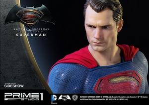 Фигурка из искусственного камня Супермен Prime 1 Studio ДС комикс фотография-12.jpg