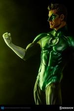 Коллекционная фигурка Зеленый Фонарь - Хэл Джордан Sideshow Collectibles ДС комикс фотография-03.jpg