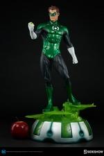 Коллекционная фигурка Зеленый Фонарь - Хэл Джордан Sideshow Collectibles ДС комикс фотография-04.jpg