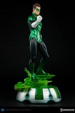 Коллекционная фигурка Зеленый Фонарь - Хэл Джордан Sideshow Collectibles ДС комикс фотография-08.jpg