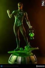 Коллекционная фигурка Зеленый Фонарь - Хэл Джордан Sideshow Collectibles ДС комикс фотография-02.jpg