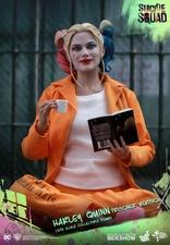 Фигурка Харли Квинн в тюрьме Hot Toys ДС комикс фотография-02.jpg