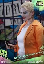 Фигурка Харли Квинн в тюрьме Hot Toys ДС комикс фотография-03.jpg