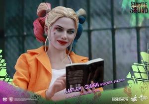 Фигурка Харли Квинн в тюрьме Hot Toys ДС комикс фотография-10.jpg
