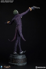 Коллекционная фигурка Joker Arkham Asylum Sideshow Collectibles ДС комикс фотография-04.jpg