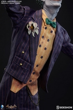 Коллекционная фигурка Joker Arkham Asylum Sideshow Collectibles ДС комикс фотография-09.jpg