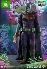 Фигурка Джокер (шутник, версия самозванца Бэтмэна) Hot Toys ДС комикс фотография-01.jpg
