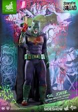 Фигурка Джокер (шутник, версия самозванца Бэтмэна) Hot Toys ДС комикс фотография-02.jpg