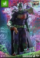 Фигурка Джокер (шутник, версия самозванца Бэтмэна) Hot Toys ДС комикс фотография-05.jpg