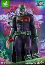 Фигурка Джокер (шутник, версия самозванца Бэтмэна) Hot Toys ДС комикс фотография-07.jpg