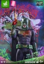 Фигурка Джокер (шутник, версия самозванца Бэтмэна) Hot Toys ДС комикс фотография-08.jpg