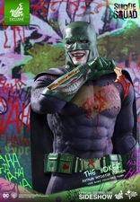 Фигурка Джокер (шутник, версия самозванца Бэтмэна) Hot Toys ДС комикс фотография-11.jpg