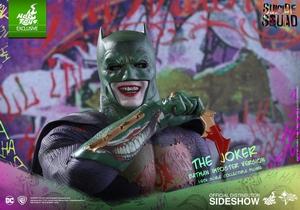 Фигурка Джокер (шутник, версия самозванца Бэтмэна) Hot Toys ДС комикс фотография-13.jpg
