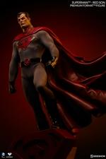 Коллекционная фигурка Супермен - Красный сын Sideshow Collectibles ДС комикс фотография-02.jpg