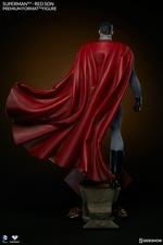Коллекционная фигурка Супермен - Красный сын Sideshow Collectibles ДС комикс фотография-06.jpg
