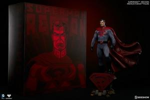 Коллекционная фигурка Супермен - Красный сын Sideshow Collectibles ДС комикс фотография-12.jpg