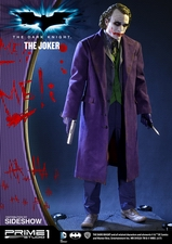Фигурка из искусственного камня Джокер Prime 1 Studio ДС комикс фотография-08.jpg